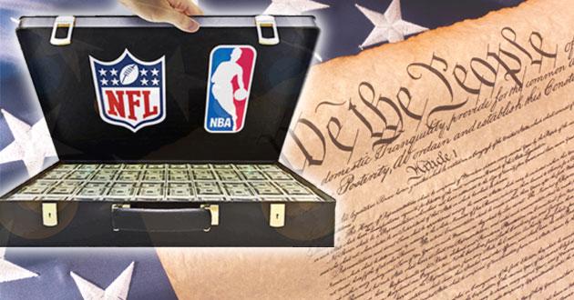 religious liberty and corporate money