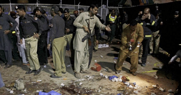 Photo of Death toll rising in Pakistani Easter bombing