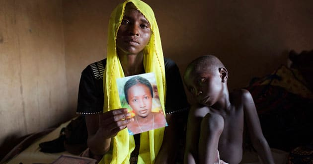 Boko Haram kidnapped school girls