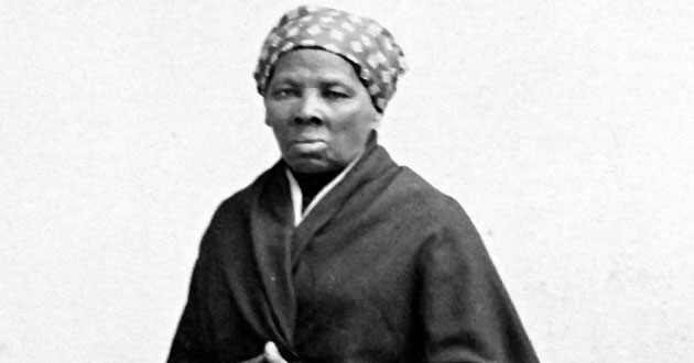 Photo of Harriet Tubman, on the money | Resisting evil, trusting God