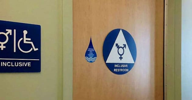 gender bathroom