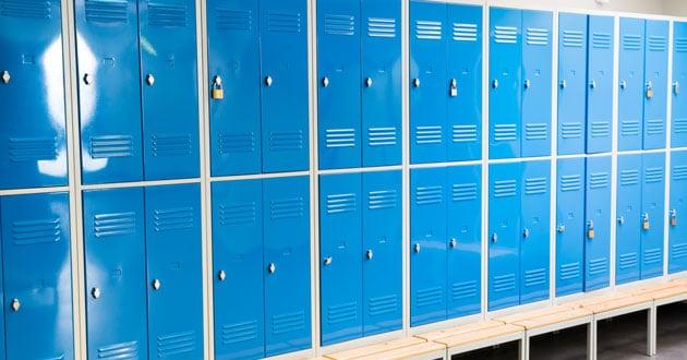 transgender locker room