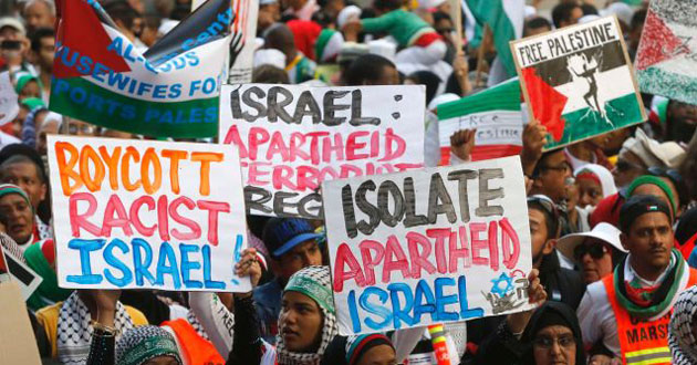 Photo of BDS and the great Evangelical divide