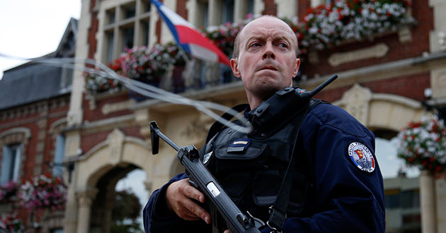 Photo of Terror attacks confound French authorities with shifting tactics and targets