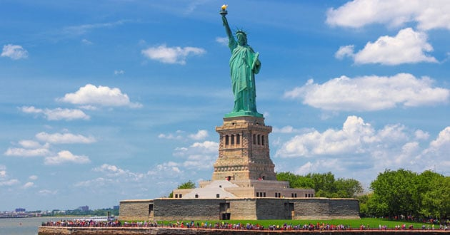 Photo of The Statue of Liberty | How are we upholding the promise of America