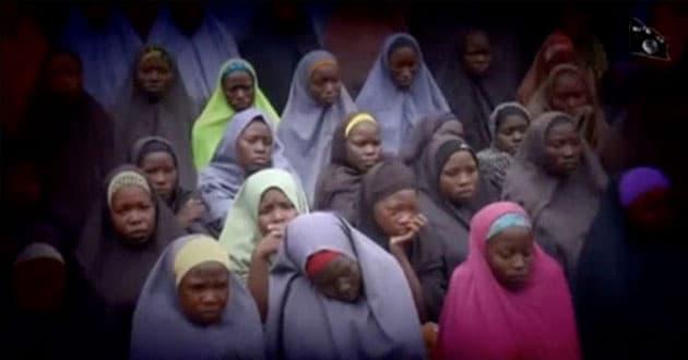 Photo of Boko Haram attacks after freeing 21 Chibok girls