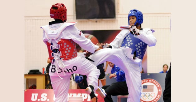 Photo of Olympics: Taekwondo athlete determined, trusting God