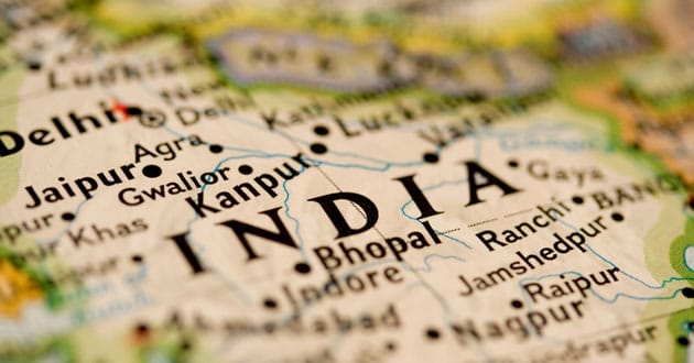 Photo of Christian persecution rising in India, report says