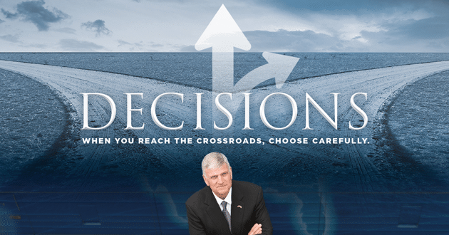 Decisions Billy Graham Evangelistic Association Billy Graham Evangelistic Association