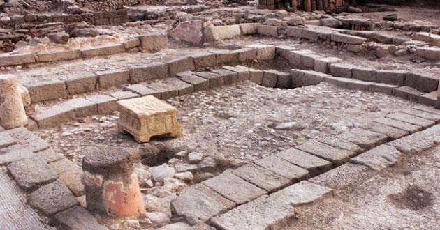 synagogue in Magdala