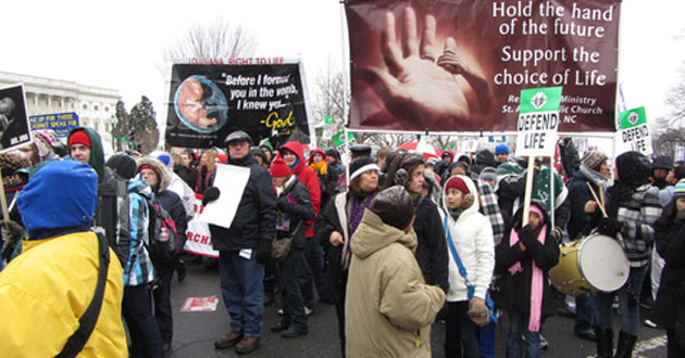 Photo of Pro-lifer supporters look ahead to 2017