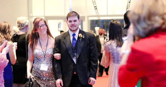 Photo of 'Night to Shine' elevates special needs attendees