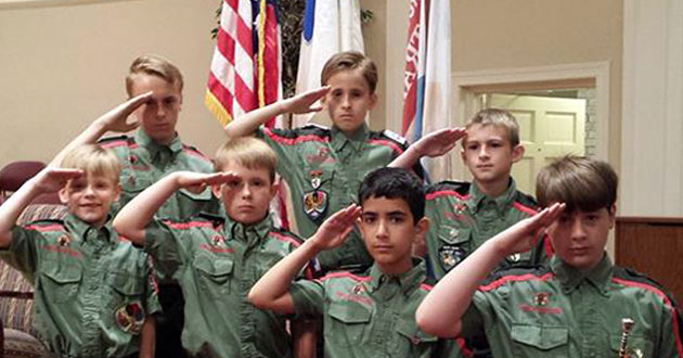 Photo of Churches respond to Boy Scouts transgender policy