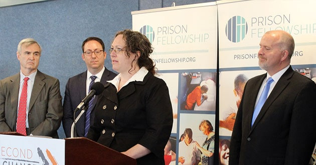 Photo of Prison Fellowship spearheads 'Second Chance Month' to help ex-convicts