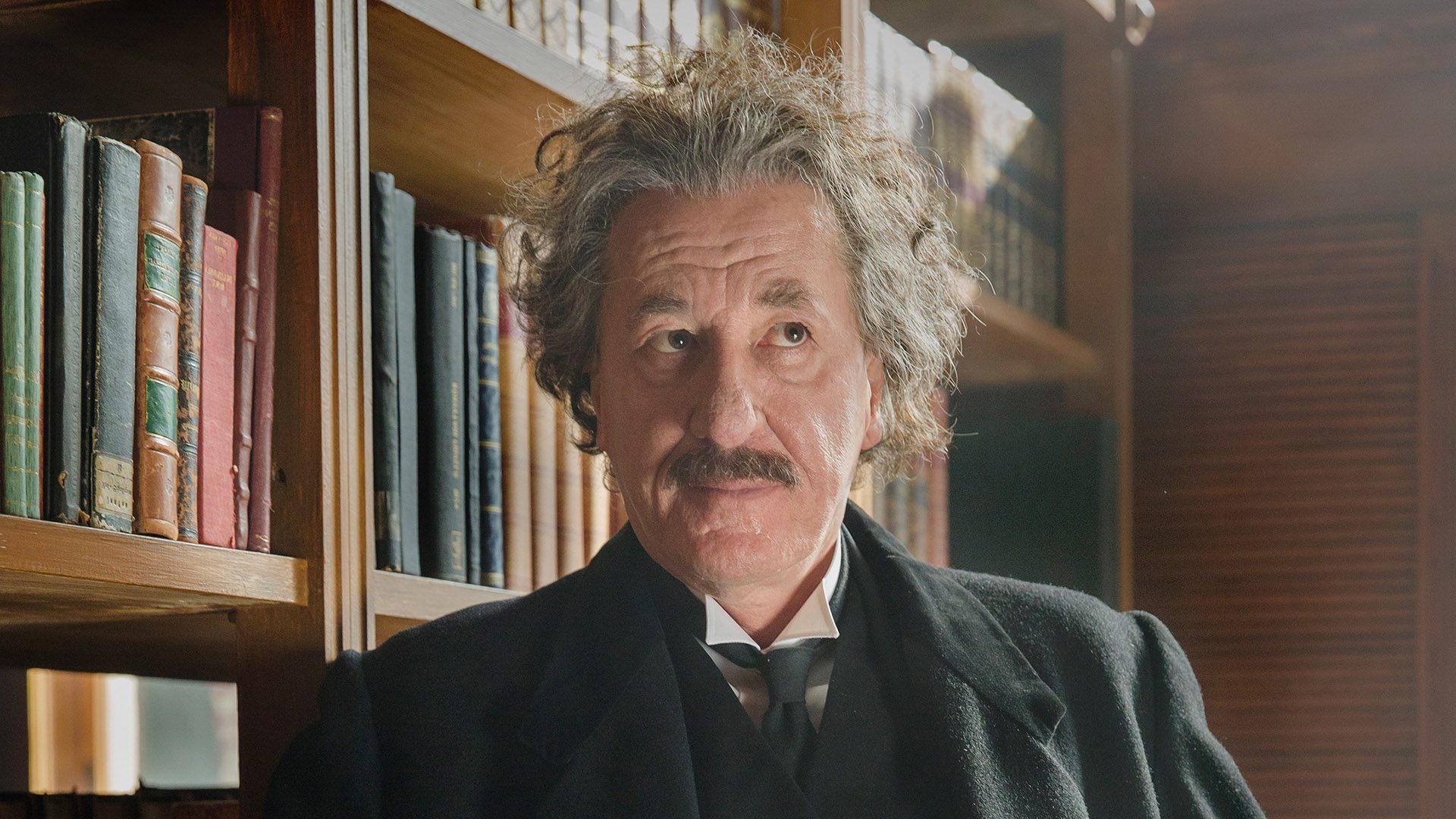NatGeo's 'Genius' shows us a deeply flawed Albert Einstein