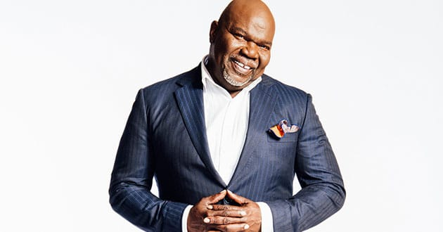 Photo of Nearing 60, Bishop T.D. Jakes strives to bridge racial, political divides