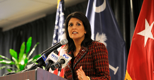 Photo of Will Nikki Haley succeed in reforming of the UNHRC?