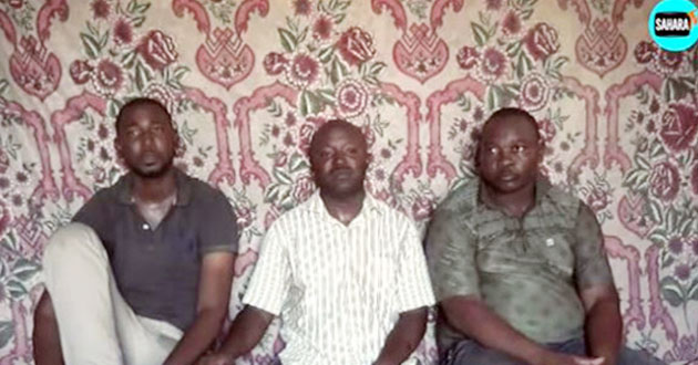 Photo of Boko Haram kills 83, releases video of 3 captives