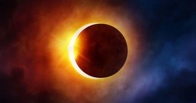 Photo of Eclipse showcases beauty of God's creation