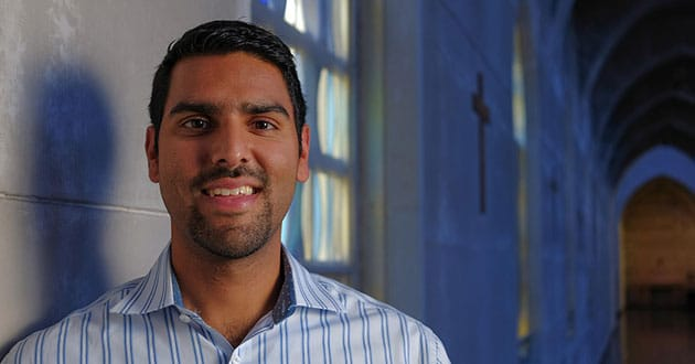 Photo of Nabeel Qureshi, who shared conversion from Islam to Christianity, dies at 34