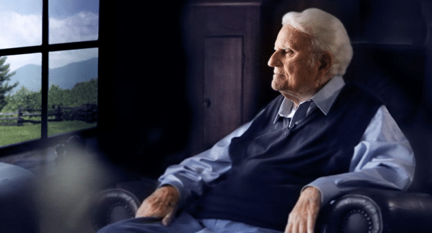 Photo of Billy Graham's 99th birthday celebration features 12 days of sermons