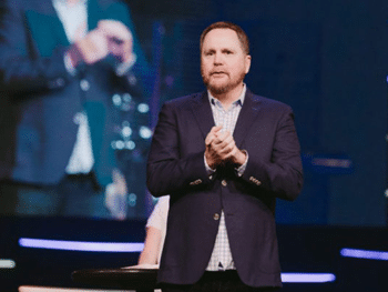 Brady Boyd, Senior Pastor, New Life Church
