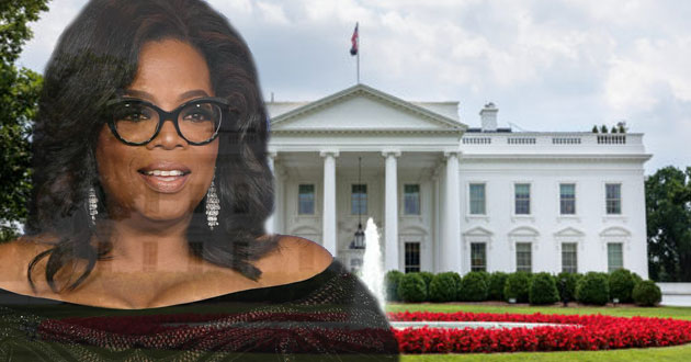 Photo of Why Oprah might be President