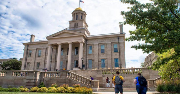 Photo of InterVarsity gains legal victory against University of Iowa