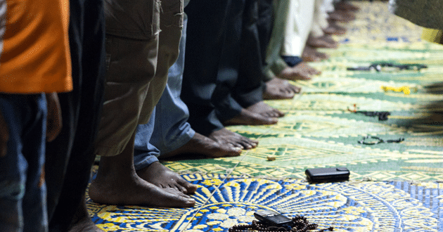 Muslims on pace to outnumber Jews