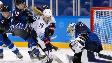 Photo of Veteran Team USA hockey player Gigi Marvin wants gold and God