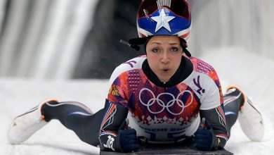 Photo of Skeleton racer Katie Uhlaender won't quit — on God or the Olympics
