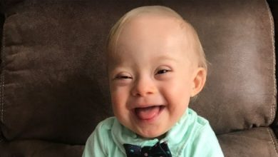 Photo of A new Gerber baby:  An image bearer with Down Syndrome