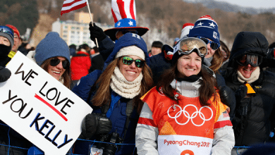 Photo of Five-time Olympian Kelly Clark embraces mentor role