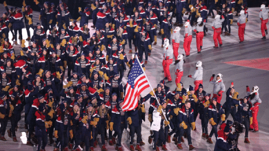 Photo of Olympics opening ceremony 'never gets old' for athletes
