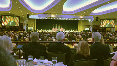 Photo of Trump Delivers Remarks at National Prayer Breakfast, Slams Dems