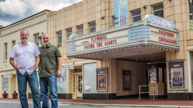 Photo of 'Flywheel' began Kendrick brothers' filmmaking ascent