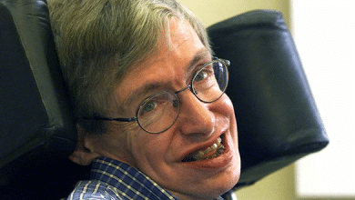 Photo of Stephen Hawking's journey into atheism
