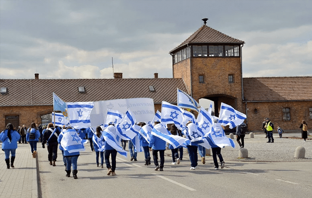 International March of the Living in 2017