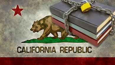 Photo of California to ban books?