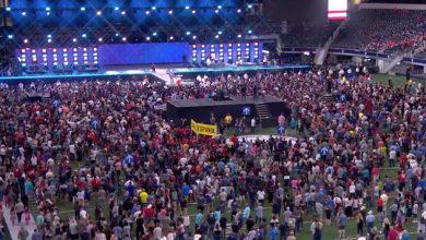 Photo of Harvest America crusade proclaims Gospel