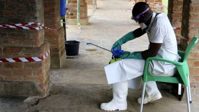 Photo of Church suspends sacraments as deadly Ebola outbreak spreads