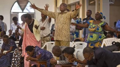 Photo of Banned from meeting in church, Rwandan worshippers gather at home
