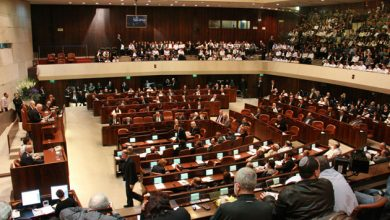 Photo of Knesset passes a law officially making Israel a Jewish state