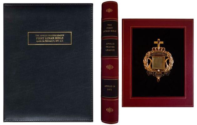 Apollo 14 lunar-landed King James Bible