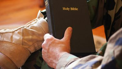 Photo of US Army Chaplain in Trouble for Sharing Book About Coronavirus by John Piper
