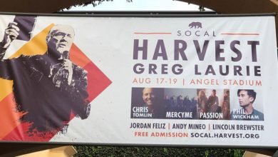 Photo of Greg Laurie forced to remove 'offensive' billboards