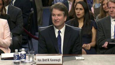 Photo of Brett Kavanaugh hearings open, abortion draws spotlight