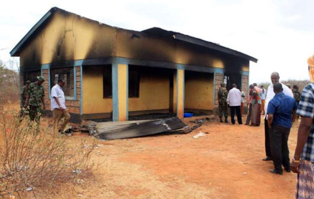 Kenya attack on two Christian teachers