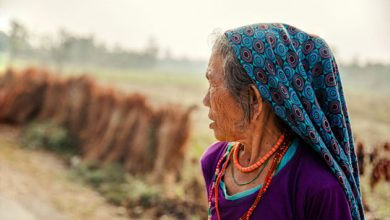 Photo of China's suffering widows | Overcoming an intolerable burden