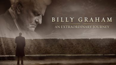Photo of Billy Graham's 'Extraordinary Journey' debuts